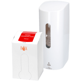 DISPENSER & HANDDES PAKET