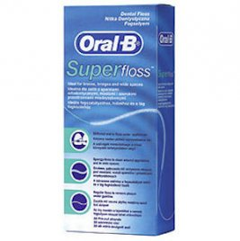 Oral-B tandtråd Super Floss 50 st