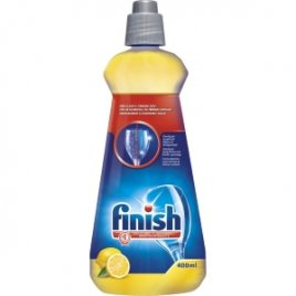 Finish Spolglans Shine & Dry Lemon