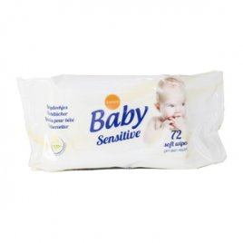 Våtservetter Baby Sensitive