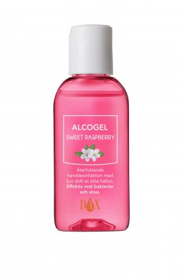 Dax Alcogel Sweet Raspberry 85% 50 ml
