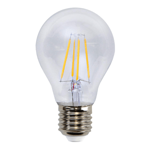 Normal LED-lampa 4W E27 Klar